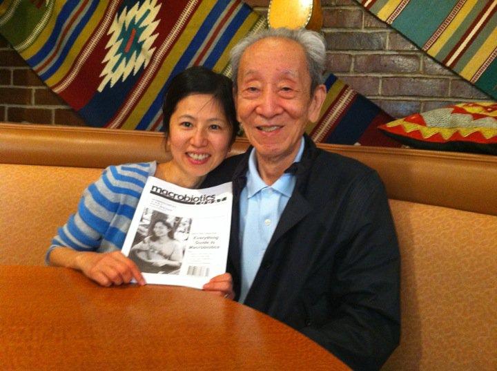 Midori & Michio Kushi 8-27-10